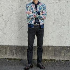 Faherty | Double Sided Jean Jacket
